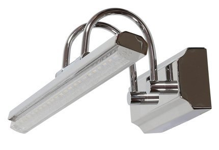 Kinkiet łazienkowy chrom LED 7W 6500K regulowany Gizel Candellux 20-32591