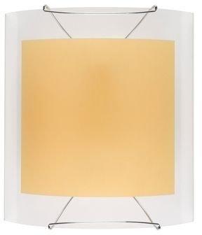 LAMPA ŚCIENNA CANDELLUX WYPRZEDAŻ 10-09190 GIFT KINKIET E27, 1X60W  BEŻOWY