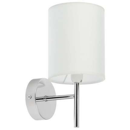 LAMPA ŚCIENNA KINKIET CANDELLUX YAN 21-45249  E14 CHROM