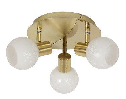 LAMPA SUFITOWA  CANDELLUX AVILA 98-07131 PLAFON  E14 MOSIĄDZ