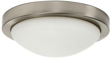 LAMPA SUFITOWA  CANDELLUX RODA 13-74037 PLAFON  E27  SAT NIKIEL