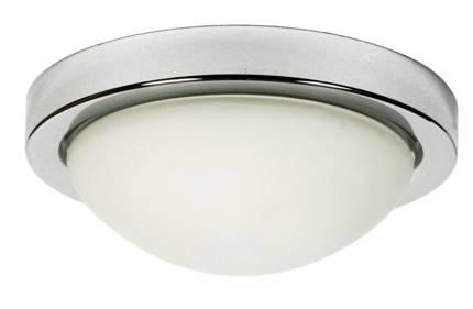 LAMPA SUFITOWA  CANDELLUX RODA 13-96923 PLAFON   E27 CHROM IP44