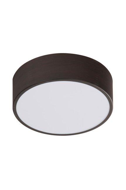 LAMPA SUFITOWA CANDELLUX WYPRZEDAŻ 10-49585 RINGO PLAFON 1X22W C-T9 G10Q METAL WENGE 250X80MM