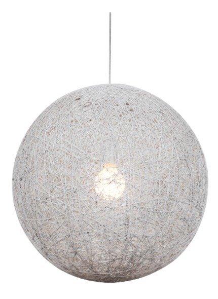 LAMPA SUFITOWA WISZĄCA CANDELLUX CARUBA 31-26944  E27 BIAŁY