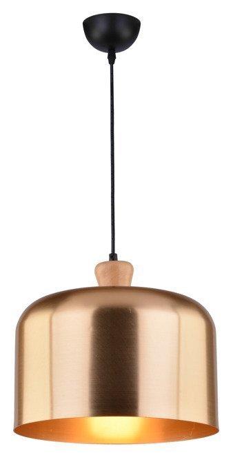 LAMPA SUFITOWA WISZĄCA CANDELLUX DICTORIA 31-58553   E27 ZŁOTY