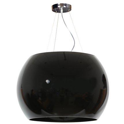 LAMPA SUFITOWA WISZĄCA CANDELLUX GEMO 31-26446 CZARNY