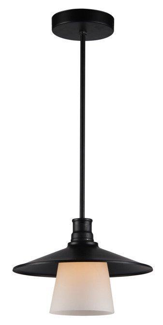 LAMPA SUFITOWA WISZĄCA CANDELLUX LOFT 31-43108  E27 CZARNY