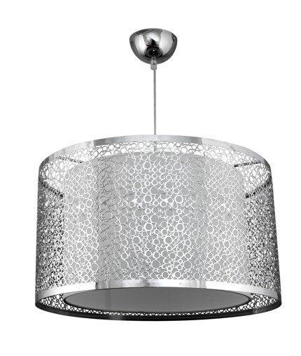LAMPA SUFITOWA WISZĄCA CANDELLUX MADRAS 31-92680   E27 CHROM