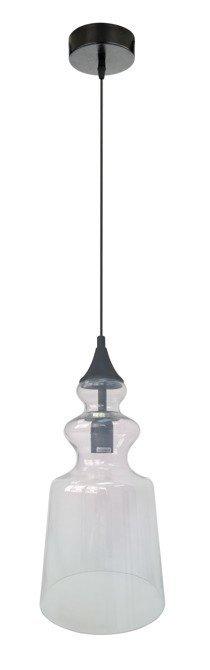 LAMPA SUFITOWA WISZĄCA CANDELLUX OXELO 31-51837  E27 BEZBARWNY