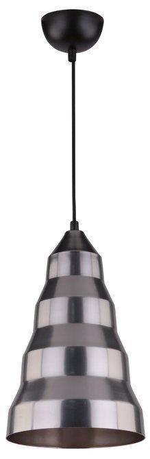 LAMPA SUFITOWA WISZĄCA CANDELLUX VESUVIO 31-58577   E27 SZARY