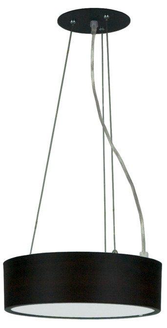 LAMPA SUFITOWA WISZĄCA CANDELLUX ZIGO 31-39521  LED 6500K  METAL WENGE