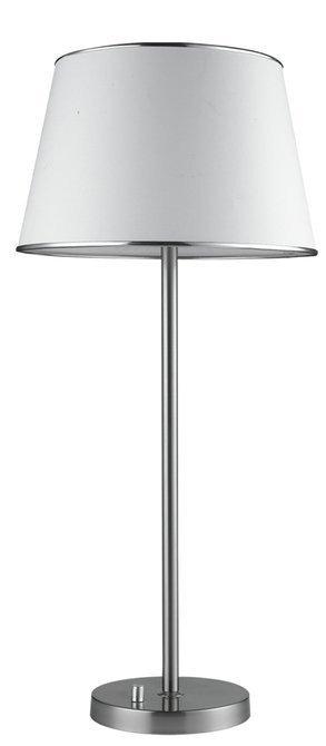 Lampa Stołowa Gabinetowa Candellux Ibis 41-00913 E14 Satyna