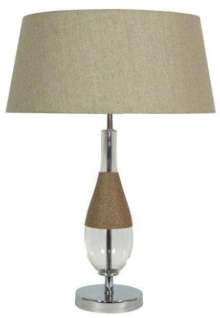 Lampa Stołowa Lampa Candellux Eco 41-21489 Gabinetowa E27