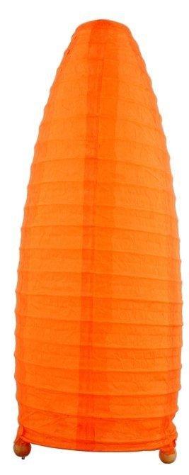 Lampa Stołowa Papierowa Candellux Papirus 41-88294 Pomarańczowa E14