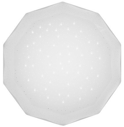 Lampa Sufitowa Candellux Sky 14-62109 Plafon Led 6500K