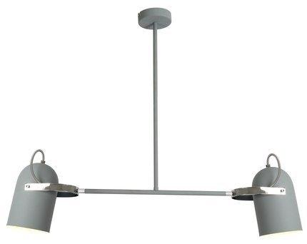Lampa Sufitowa Wisząca Candellux Gray 32-66510 E27 Szary