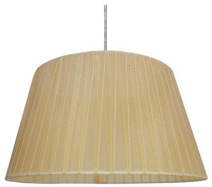 Lampa Wisząca Zwis Candellux Tiziano 31-27108 1X60W E27 Złoty