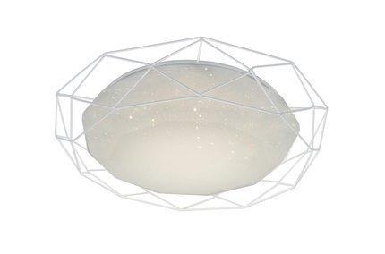Lampa sufitowa plafon 16W LED 3000K biały SVEN 98-66251