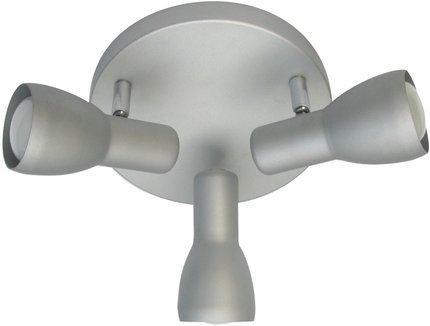 Lampa sufitowa plafon srebrny regulowany Picardo 98-44242