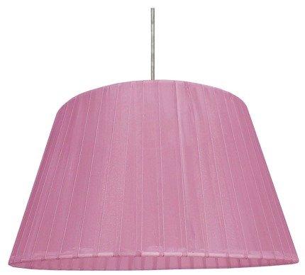 Lampa sufitowa wisząca 1X60W E27 fioletowy TIZIANO 31-27115