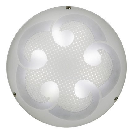 Plafon chrom lampa LED 4000K Monti 13-54920