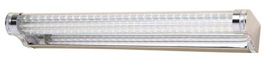 Kinkiet łazienkowy chrom lampa 42,5cm LED 7W zimny Moderno Candellux 20-40800