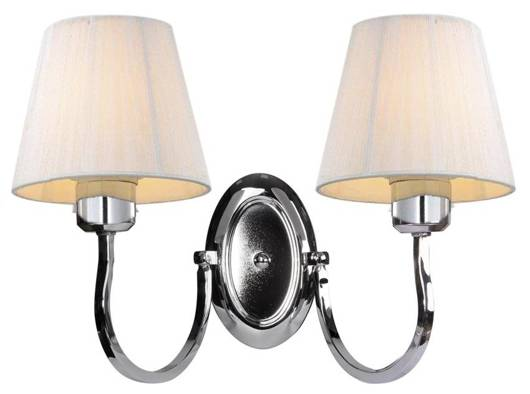 LAMPA ŚCIENNA KINKIET CANDELLUX BOSTON 22-94400  E27 BIAŁY
