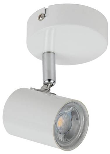LAMPA ŚCIENNA KINKIET CANDELLUX HALLEY 91-49520  LED BIAŁY