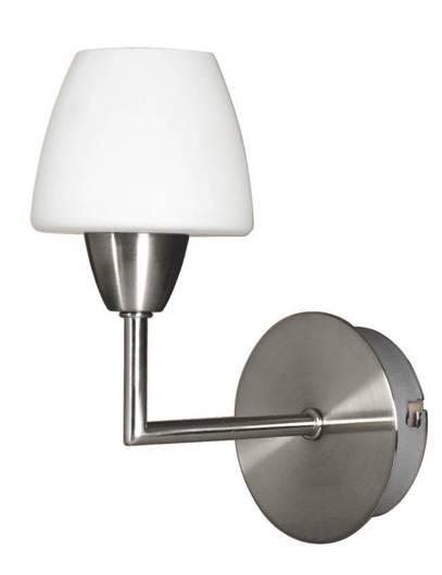 LAMPA ŚCIENNA KINKIET CANDELLUX TOGO 21-10622  G9 NIKIEL MAT PROMOCJA