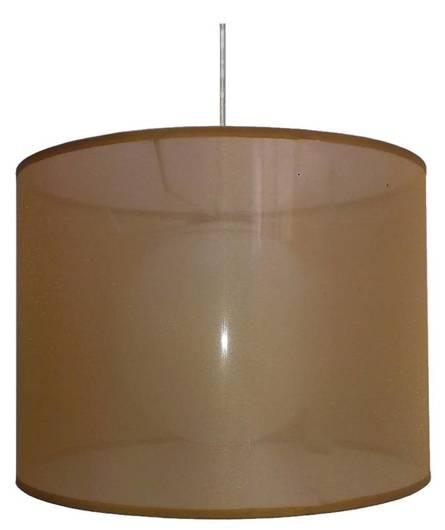 LAMPA SUFITOWA WISZĄCA CANDELLUX CHICAGO 31-24893   E27 ZŁOTY