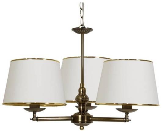 LAMPA SUFITOWA WISZĄCA CANDELLUX GRAND 33-99412  E14 PATYNA