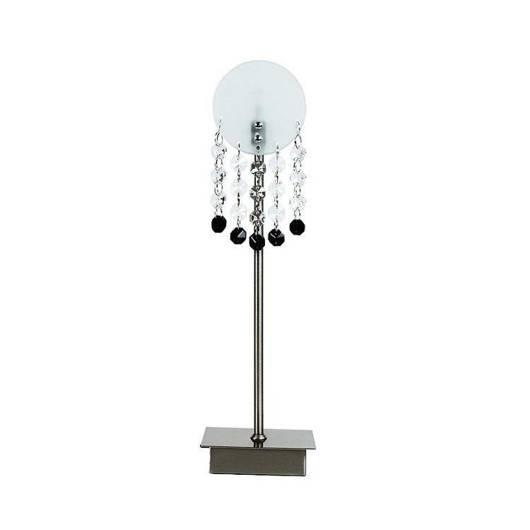 Lampa Stołowa Candellux Luxor 41-02795 G4 Nikiel Mat