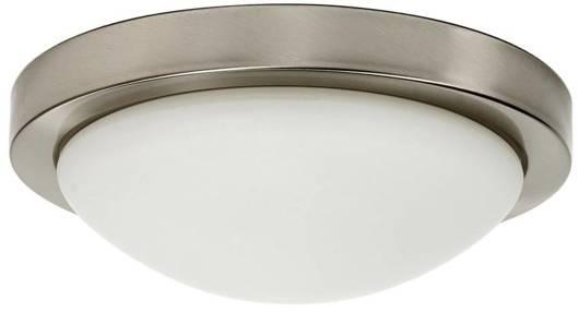 Lampa Sufitowa Candellux Roda 13-74013 Plafon E27 Satyna Nikiel