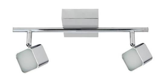 Lampa ścienna listwa 2X4W LED chrom FORMA 92-62055