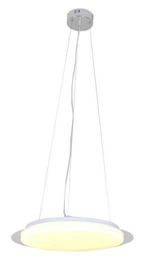 Lampa sufitowa wisząca 18W LED DANUA 31-69740
