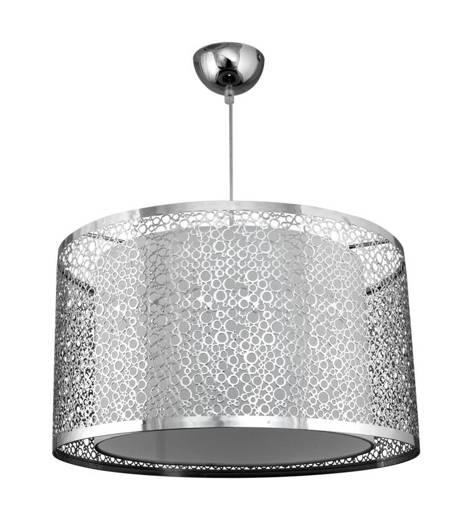 Lampa sufitowa wisząca 1X60W E27 chrom MADRAS 31-92680