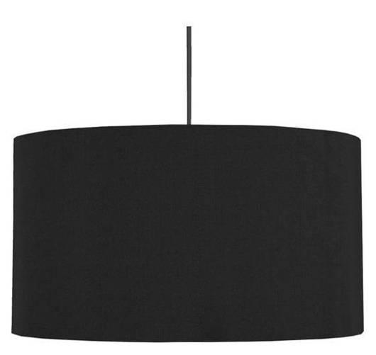 Lampa sufitowa wisząca 1X60W E27 czarny ONDA 31-06172