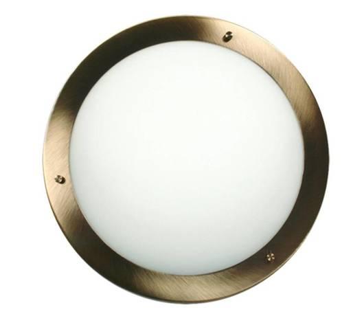Plafon patynowy 40cm lampa sufitowa IP44 Aquila Candellux 14-89352